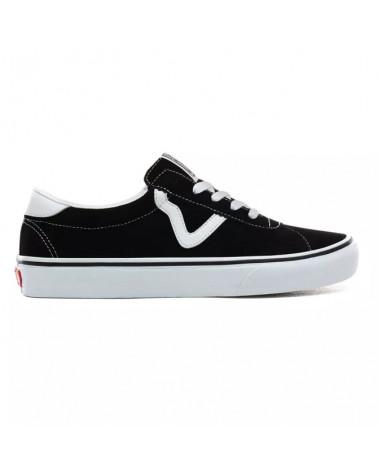 Vans Sport - Black/Suede