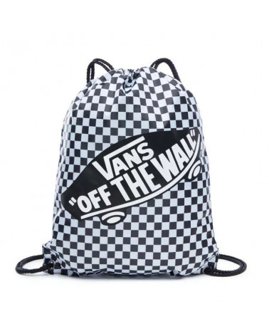 Vans Sacca Benched - Black/White Checkerboard