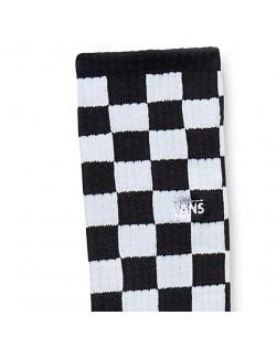 Vans Calze Checkerboard Crew II - Black/White Check