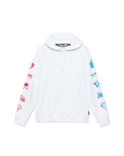 Iuter - Sweatshirt Horns 2.0 Hoodie - White