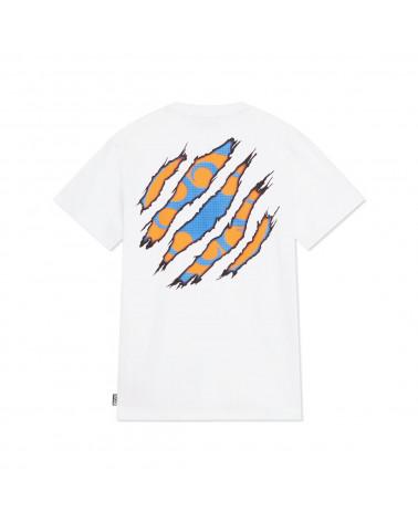 Octopus T-Shirt Ripper Logo Tee - White