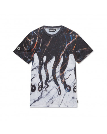 Octopus T-Shirt Carrara Tee - White