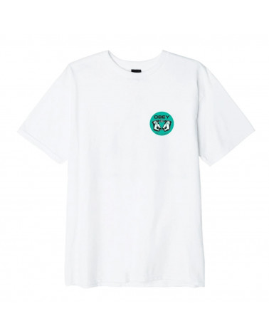 Obey Mintal Awareness T-Shirt - White