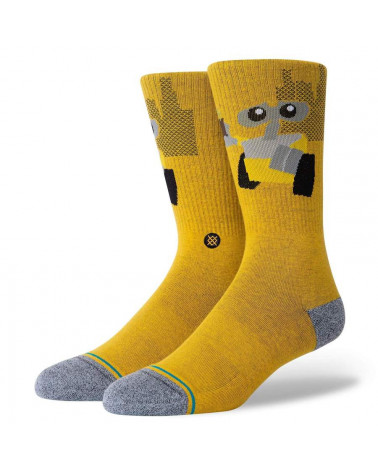 Stance Socks Wall E - Orange