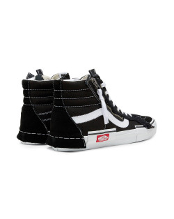 Vans SK8-Hi Reissue CAP - Black/True White