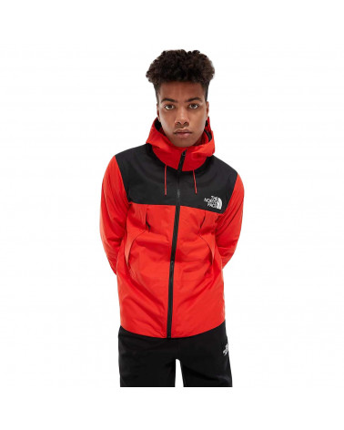 The North Face Giacca M 1990 Mountain Q Jacket - EU Fiery Red