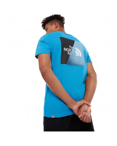 The North Face T-Shirt BD GLS - Clear Lake Blue/TNF Black