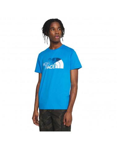 The North Face T-Shirt BD GLS - EU Clear Lake Blue/TNF Black