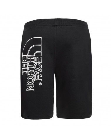 The North Face Graphic Short Light - TNF Black