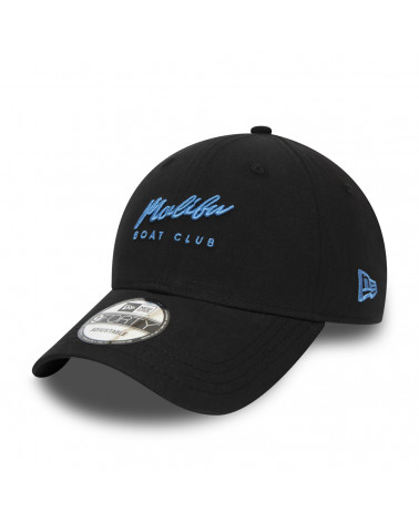 New Era Cappello 9FORTY New Era Malibu Beach - Black