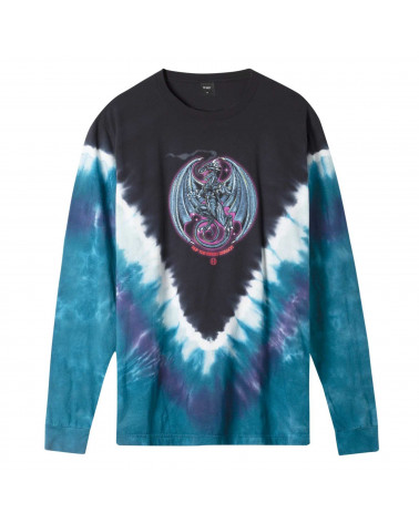 HUF The Magic Dragon T-Shirt - Black