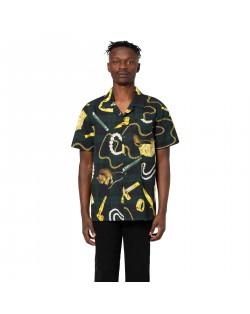 HUF Tenderloin Woven Short Sleeve Shirt
