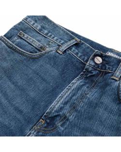 Carhartt - Pontiac Short - Blue Stone Bleached