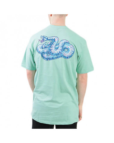 Santa Cruz Kendall Snake T-Shirt - Mint