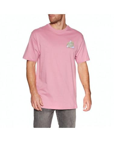 Santa Cruz Not A Dot T-Shirt - Rose Pink