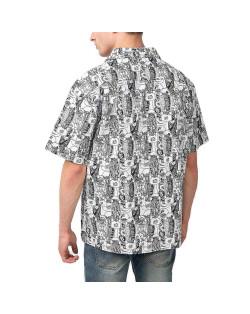 Santa Cruz Kendall Catalog Shirt - White/Black