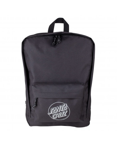 Santa Cruz Backpack Opus Dot Day Bag - Black