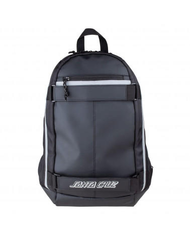 Santa Cruz Backpack Zaino Classic Strip Backpack - Black