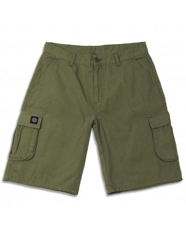 Dolly Noire Pantaloncini Shorts Ripstop - Green