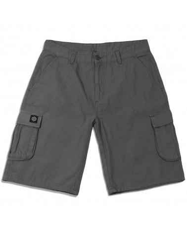 Dolly Noire Pantaloncini Shorts Ripstop - Anthracite