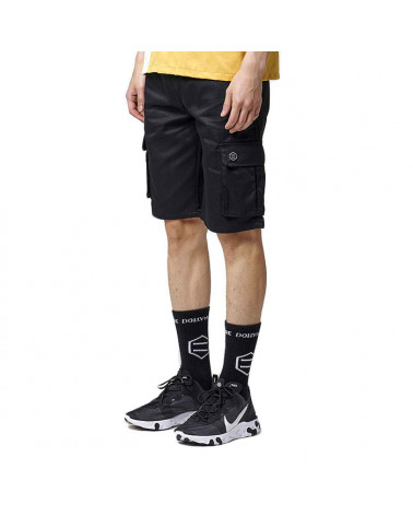 Dolly Noire Shorts Ripstop - Black