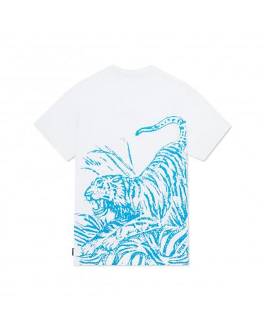 Iuter T-Shirt Bengala - White