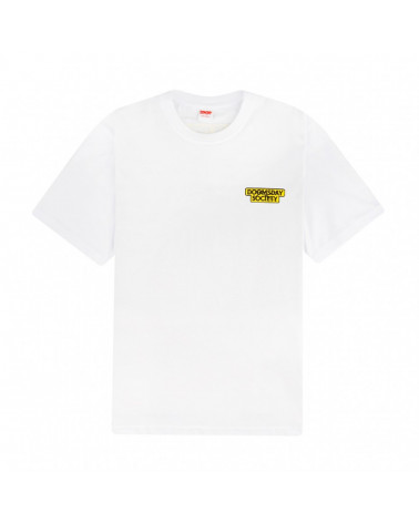 Doomsday Drag You Under T-Shirt - White