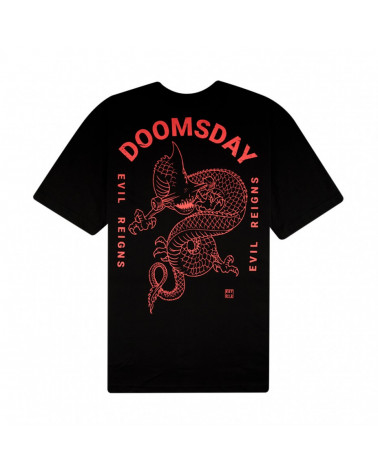 Doomsday Shibuya T-Shirt - Black