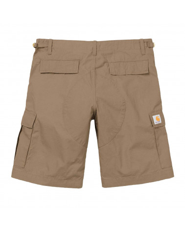 Carhartt Pantaloncini Aviation Short - Leather Rinsed