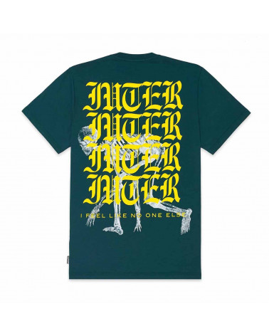 Iuter T-Shirt Noone Tee - Forest