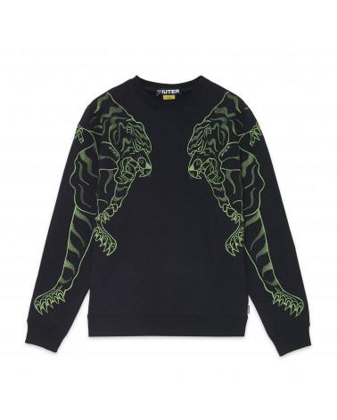 Iuter - Sweatshirt Iuter Double Nepal - Black