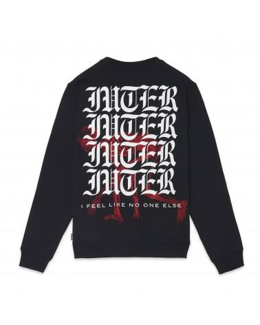 Iuter - Sweatshirt Noone Crew - Black
