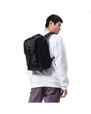 Dolly Noire Zaino Staple Backpack - Black