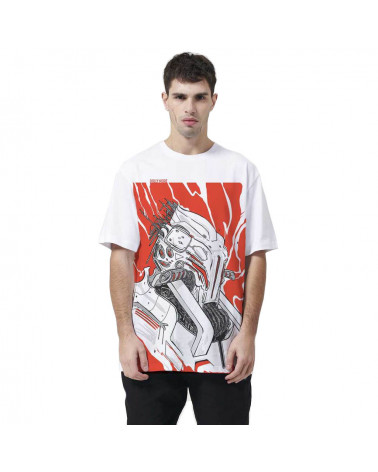 Dolly Noire T-Shirt Akihiro (Immensa Gloria) - White