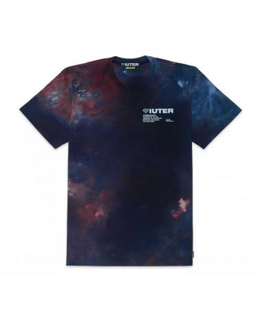 Iuter T-Shirt Disaster Tee - Black