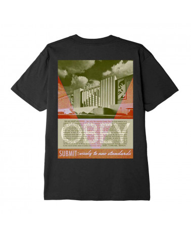Obey Conformity Standards T-Shirt - Black