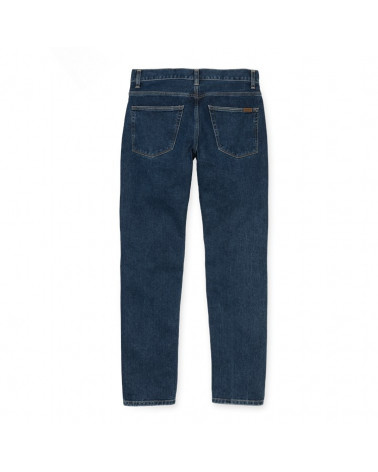 Carhartt WIP Jeans Vicious Pant - Blue Stone Whoshed