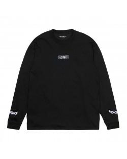 Carhartt Wip L/S Twisted Truth T-Shirt - Black