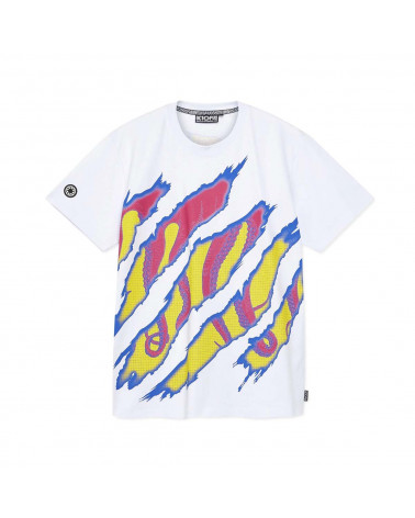 Octopus T-Shirt Ripper Tee - White