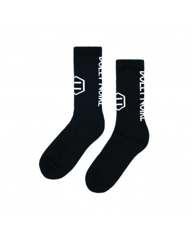 Dolly Noire Calze Control Black Socks