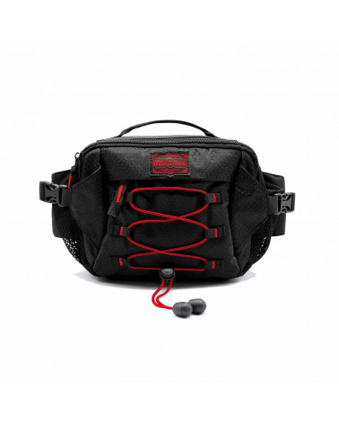Dolly Noire Marsupio Waist Pack - Black