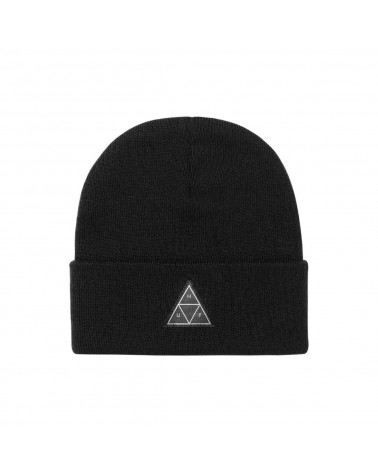 HUF Triple Traingle Beanie - Black