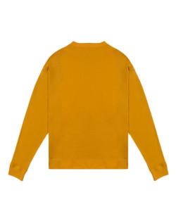 Pas De Mer Sweatshirt Karaoke Sweatshirt - Mustard
