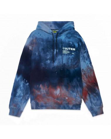 Iuter - Felpa Iuter Disaster Hoodie - Multicolor