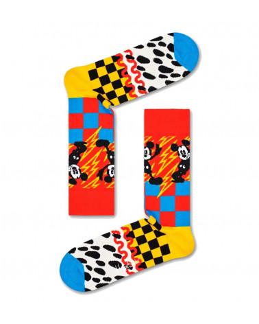 Happy Socks Calze Disney Mickey-Time Sock