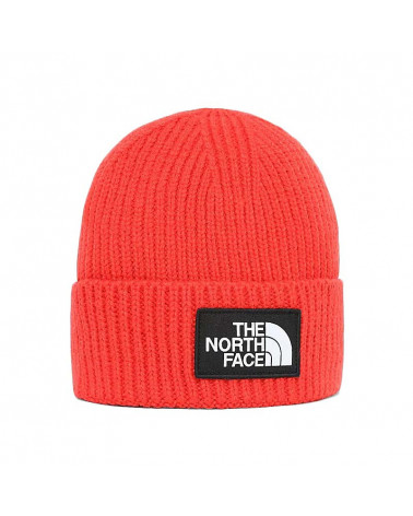 The North Face Beanie Logo Box Cuff - Flare
