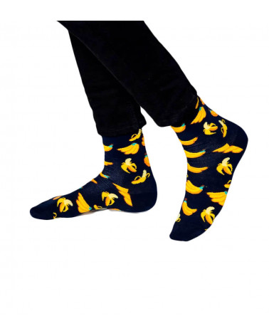 Happy Socks Calze Banana Sock
