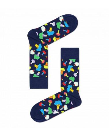 Happy Socks Calze Broccoli Sock