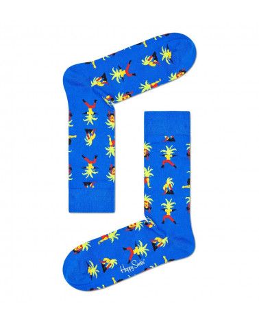 Happy Socks Yoga Palm Sock