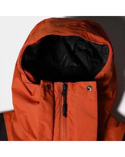 The North Face Jacket Mountain Light DryVent - Burnt Ochre